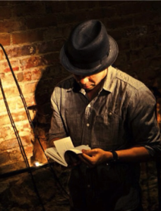 La Salita Cafe Spoken Word Poet