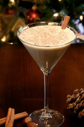 Coquito (Puerto Rican Eggnog) is synonymous with Pasteles and the ...